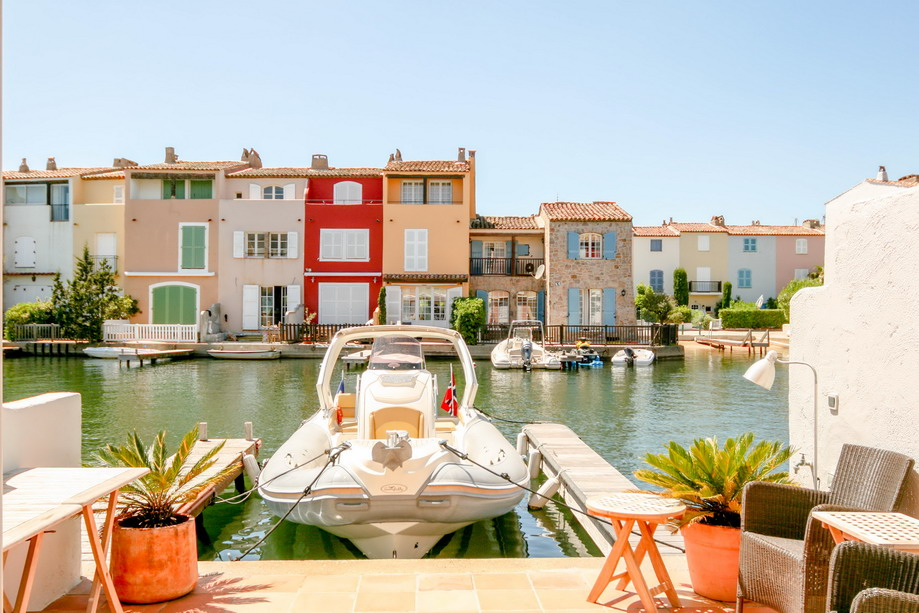 New Place: Port Grimaud & Marina Immobilien